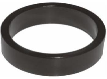 """podložka 1 1/8"""" 5mm matně černá"""