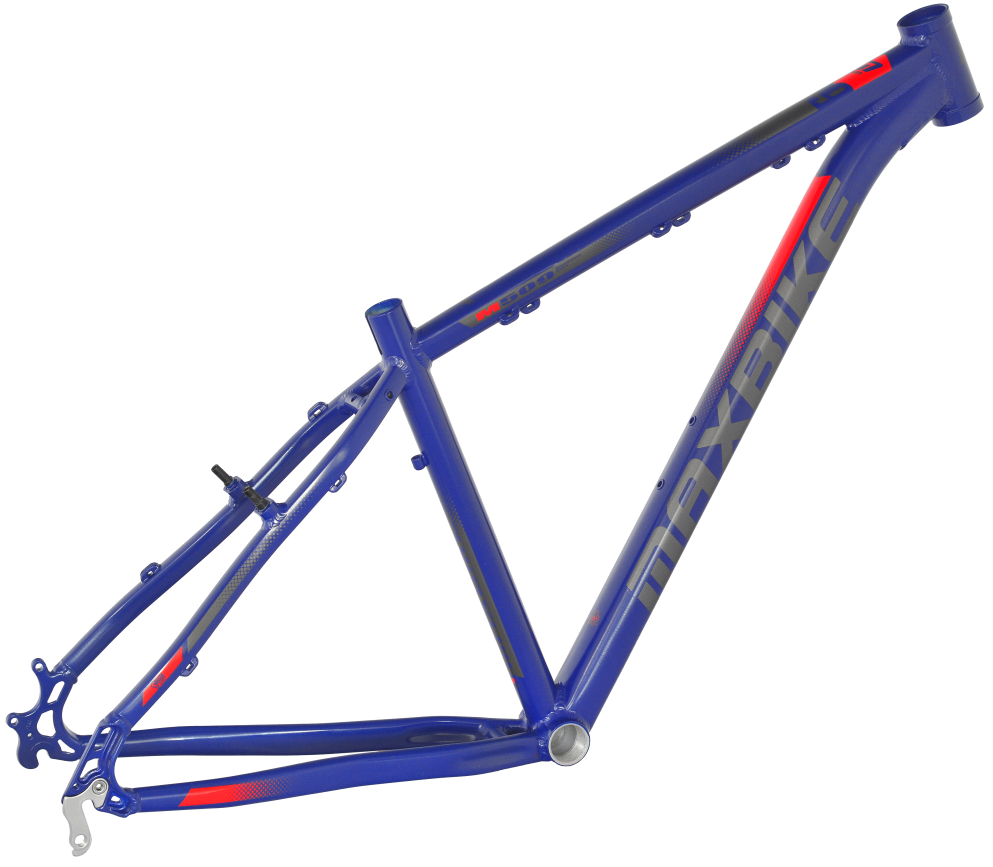 "rám Maxbike M506 15"" modrý matný"