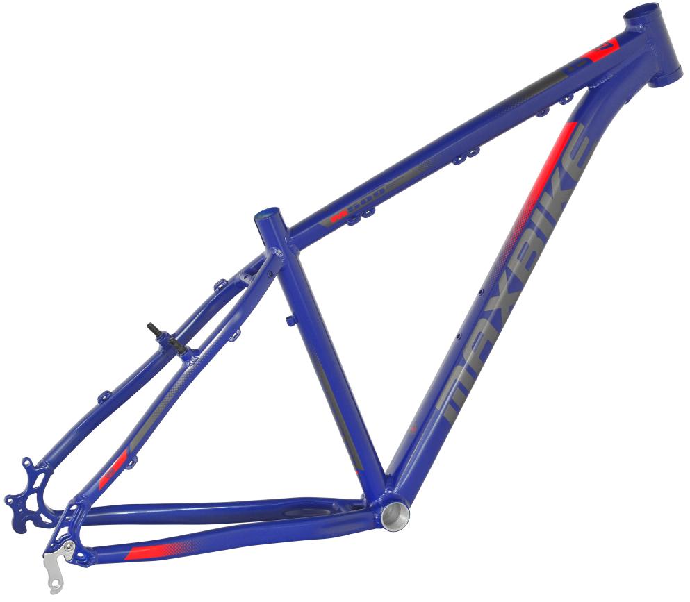 "rám Maxbike M507 17"" modrý matný"