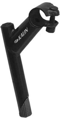 představec 22,2 Kalin Fe 80mm černý