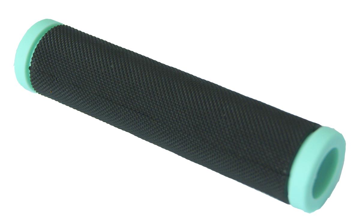 gripy VELO-311 černo tyrkysové