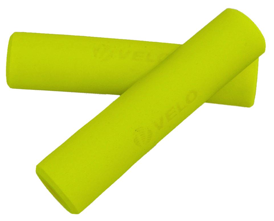 gripy Velo 1381A silikonové neon žluté