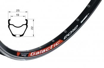 ráfek Galactic 559x19 BE+GBS 32d