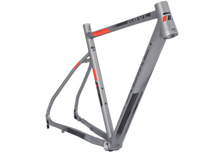Rámový set Maxbike Gravel 520mm