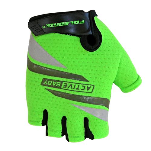 10551b382a rukavice Active Baby zelené vel.4 - Maxbike - Jízdní kola a ...